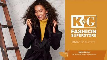 K&G Fashion Superstore Evento Moda de Otoño TV Spot, 'Vestidos y trajes' [Spanish] - Thumbnail 9
