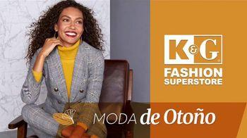 K&G Fashion Superstore Evento Moda de Otoño TV Spot, 'Vestidos y trajes' [Spanish] - Thumbnail 2