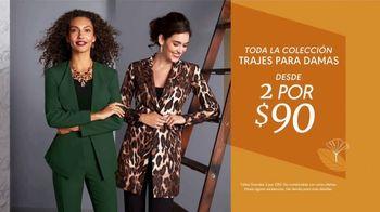 K&G Fashion Superstore Evento Moda de Otoño TV Spot, 'Vestidos y trajes' [Spanish] - Thumbnail 6