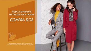 K&G Fashion Superstore Evento Moda de Otoño TV Spot, 'Vestidos y trajes' [Spanish] - Thumbnail 7