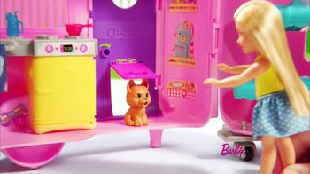 Barbie Chelsea Camper TV Spot, 'Backyard Adventure' - Thumbnail 4