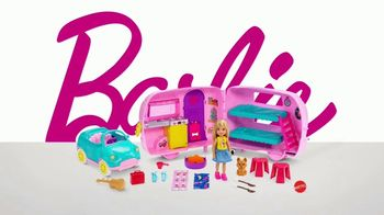 Barbie Chelsea Camper TV Spot, 'Backyard Adventure' - Thumbnail 7