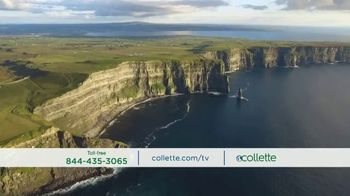 Collette Vacations TV Spot, 'Your Travel Dream' - Thumbnail 1