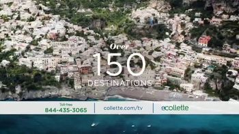 Collette Vacations TV Spot, 'Your Travel Dream' - Thumbnail 4