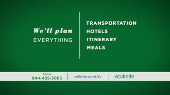 Collette Vacations TV Spot, 'Your Travel Dream' - Thumbnail 5