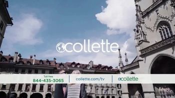 Collette Vacations TV Spot, 'Your Travel Dream'