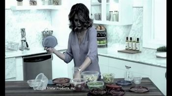 Copper Chef Uni-Lid TV Spot, 'Pull and Seal'