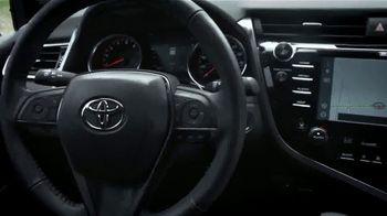 2019 Toyota Camry TV Spot, 'USA Road Trip: Cider Mill' Featuring Ethan Erickson, Danielle Demski [T2] - Thumbnail 3