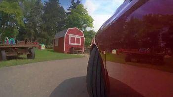 2019 Toyota Camry TV Spot, 'USA Road Trip: Cider Mill' Featuring Ethan Erickson, Danielle Demski [T2] - Thumbnail 4