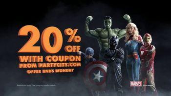 Party City TV Spot, 'Halloween: 20 Percent Off' - Thumbnail 7