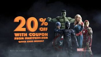 Party City TV Spot, 'Halloween: 20 Percent Off' Song by Wilson Pickett - Thumbnail 3