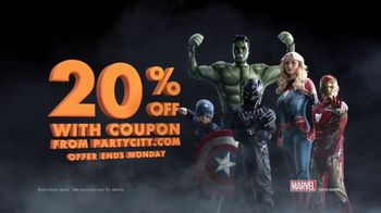 Party City TV Spot, 'Halloween: 20 Percent Off' Song by Wilson Pickett - Thumbnail 4