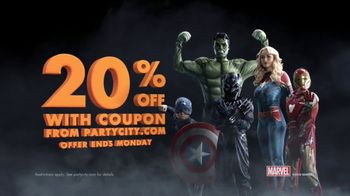 Party City TV Spot, 'Halloween: 20 Percent Off' Song by Wilson Pickett - Thumbnail 5