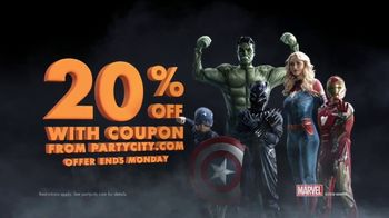 Party City TV Spot, 'Halloween: 20 Percent Off' Song by Wilson Pickett - Thumbnail 6