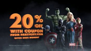 Party City TV Spot, 'Halloween: 20 Percent Off' Song by Wilson Pickett - Thumbnail 7