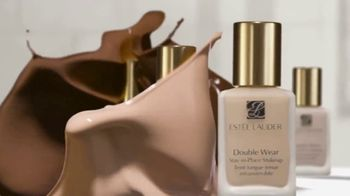 Estee Lauder Double Wear Stay-in-Place Makeup TV Spot, 'Wear Confidence' Song by Amber Mark - Thumbnail 5