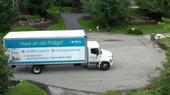 PECO TV Spot, 'Schedule an Old Fridge or Freezer Pick-Up' - Thumbnail 2