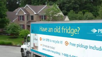 PECO TV Spot, 'Schedule an Old Fridge or Freezer Pick-Up' - Thumbnail 9