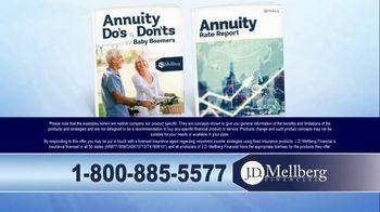 J.D. Mellberg TV Spot, 'Something You Need to Read' - Thumbnail 6