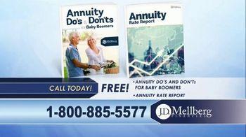J.D. Mellberg TV Spot, 'Something You Need to Read' - Thumbnail 5