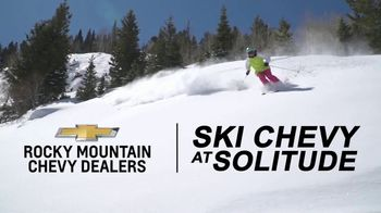 Chevrolet TV Spot, 'Ski Chevy at Solitude: Two Season Passes' [T2] - Thumbnail 3