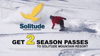 Chevrolet TV Spot, 'Ski Chevy at Solitude: Two Season Passes' [T2] - Thumbnail 7