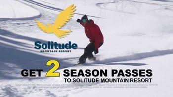 Chevrolet TV Spot, 'Ski Chevy at Solitude: Two Season Passes' [T2] - Thumbnail 8