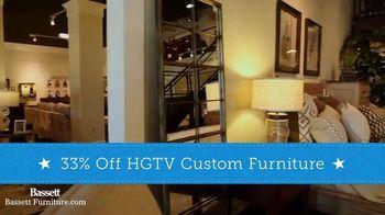 Bassett Columbus Day Sale TV Spot, '25 Percent Off Storewide' - Thumbnail 2