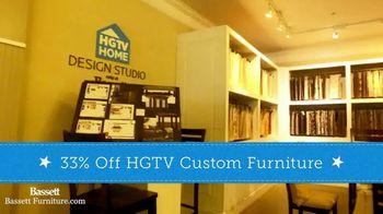 Bassett Columbus Day Sale TV Spot, '25 Percent Off Storewide' - Thumbnail 3