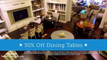 Bassett Columbus Day Sale TV Spot, '25 Percent Off Storewide' - Thumbnail 4