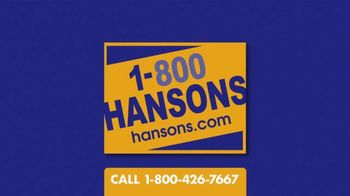 1-800-HANSONS TV Spot, 'Winterize: Half Off Roofing Insulation: Free Tablet' - Thumbnail 6