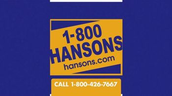 1-800-HANSONS TV Spot, 'Winterize: Half Off Roofing Insulation: Free Tablet' - Thumbnail 2
