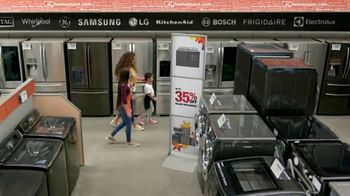 The Home Depot TV Spot, 'Upgrade Your Appliances: GE Laundry Pair' - Thumbnail 4
