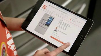 The Home Depot TV Spot, 'Upgrade Your Appliances: GE Laundry Pair' - Thumbnail 5