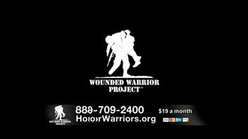 Wounded Warrior Project TV Spot, 'Living Proof' - Thumbnail 7