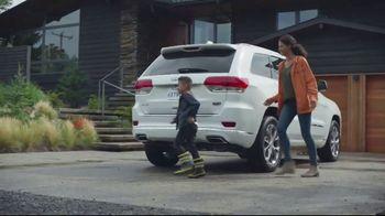 Jeep Adventure Days TV Spot, 'When It Rains: Grand Cherokee' [T2]