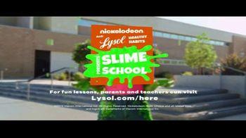 Lysol TV Spot, 'Nickelodeon: Slime School' Featuring Alyson Stoner - Thumbnail 8