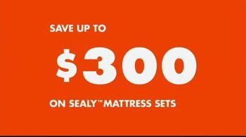 Big Lots TV Spot, 'Sealy Mattresses: Say Goodnight' - Thumbnail 9