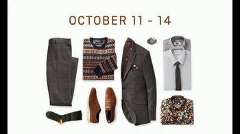 Men's Wearhouse The Big Deal Event TV Spot, 'Layer Up' - Thumbnail 1
