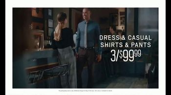 Men's Wearhouse The Big Deal Event TV Spot, 'Layer Up' - Thumbnail 3