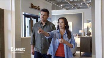 Bassett TV Spot, 'Custom Furniture for You: Half-Off Dining Tables' - Thumbnail 1
