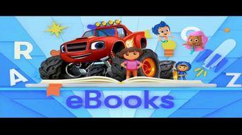 Noggin TV Spot, 'Now Includes eBooks' - Thumbnail 3