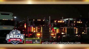 American Trucking Show TV Spot, '2019 Sacramento: Cal Expo' - Thumbnail 2