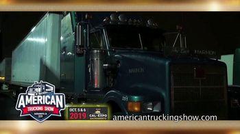 American Trucking Show TV Spot, '2019 Sacramento: Cal Expo' - Thumbnail 3