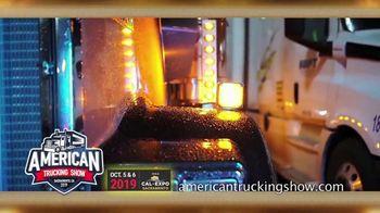 American Trucking Show TV Spot, '2019 Sacramento: Cal Expo' - Thumbnail 4
