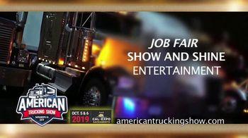 American Trucking Show TV Spot, '2019 Sacramento: Cal Expo' - Thumbnail 6