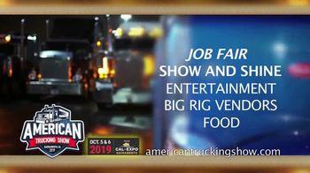 American Trucking Show TV Spot, '2019 Sacramento: Cal Expo' - Thumbnail 7