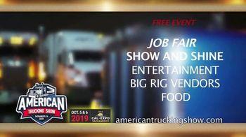 American Trucking Show TV Spot, '2019 Sacramento: Cal Expo' - Thumbnail 8