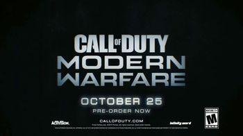 Call of Duty: Modern Warfare TV Spot, 'Seismic Shift: Pre-Order' Song by Metallica - Thumbnail 8
