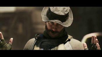 Call of Duty: Modern Warfare TV Spot, 'Seismic Shift: Pre-Order' Song by Metallica